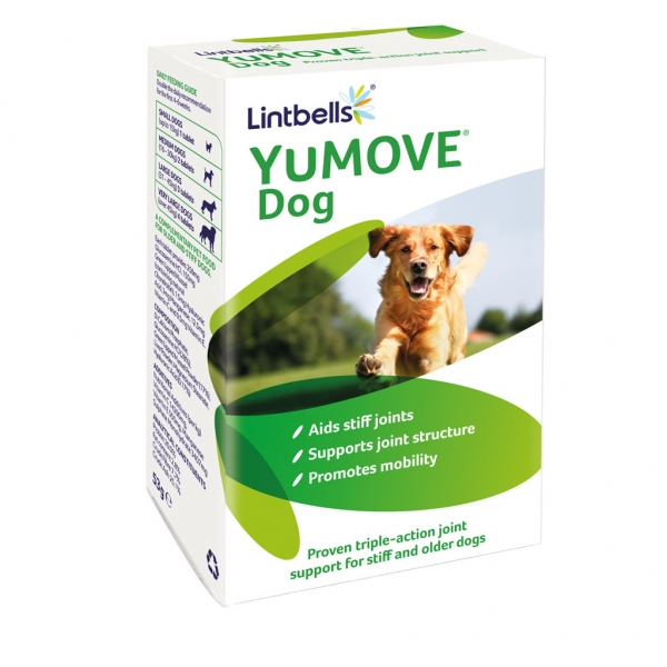 lintbells yumove dog