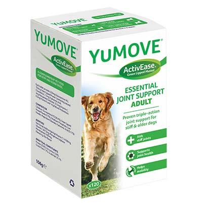 YuMOVE Dog – 120 db tabletta – Ízületvédő kutyáknak
