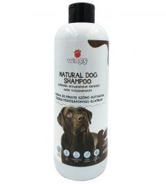 Kutyasampon sötét szőre