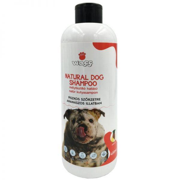 Kutyasampon pisszkos szőrre