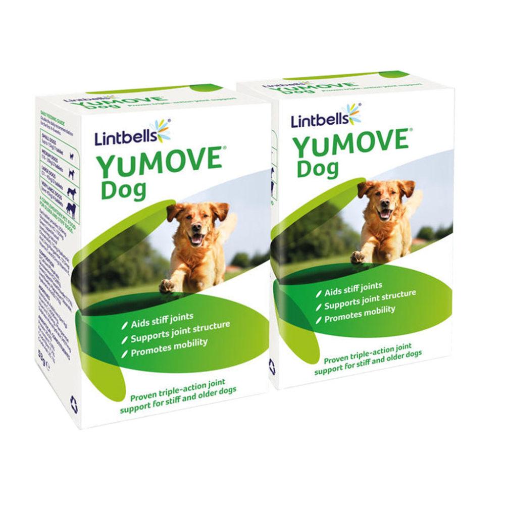 YuMOVE Dog 60 – 2 az egyben csomag – Ízületvédő kutyáknak