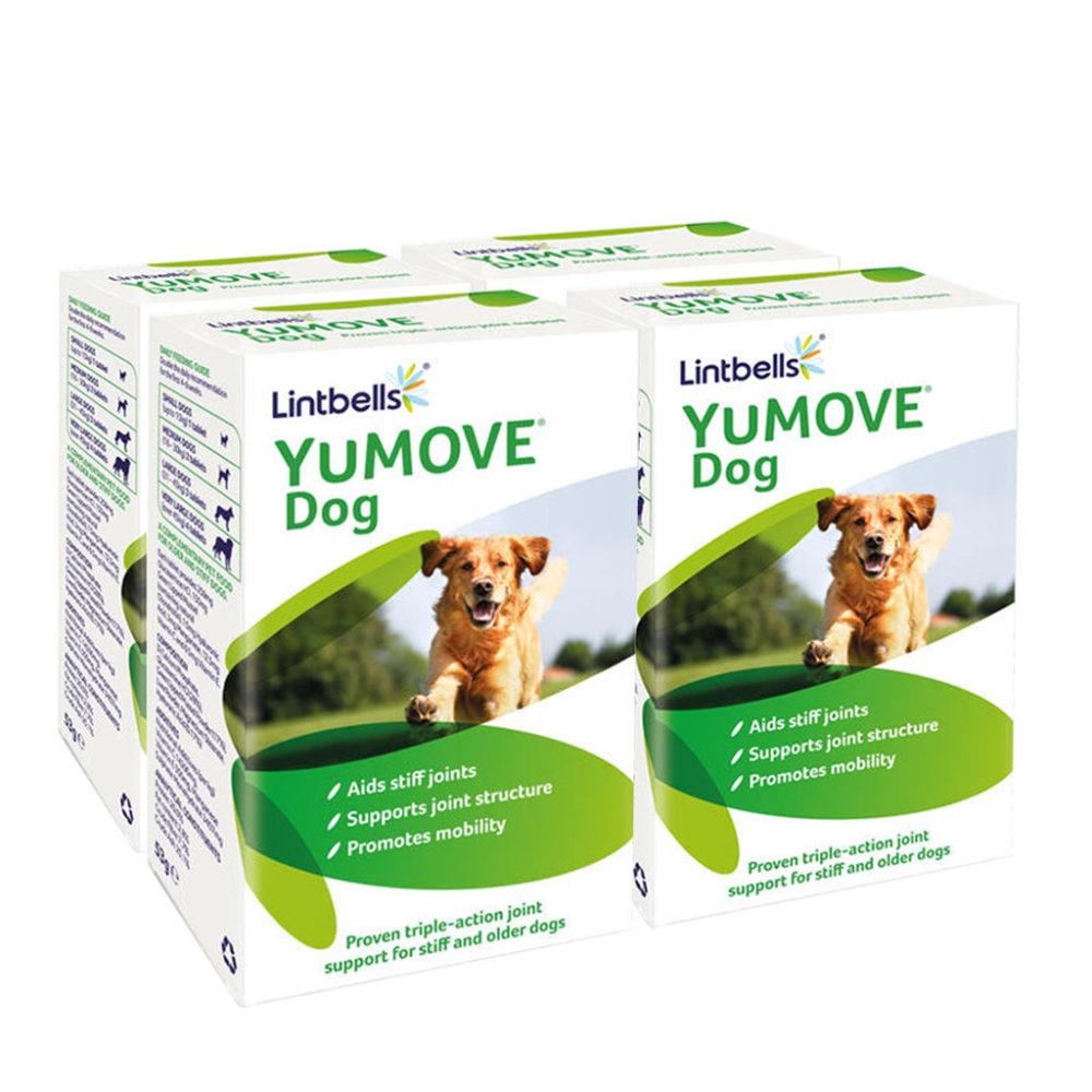 YuMOVE Dog 60 – 4 az egyben csomag – Ízületvédő kutyáknak
