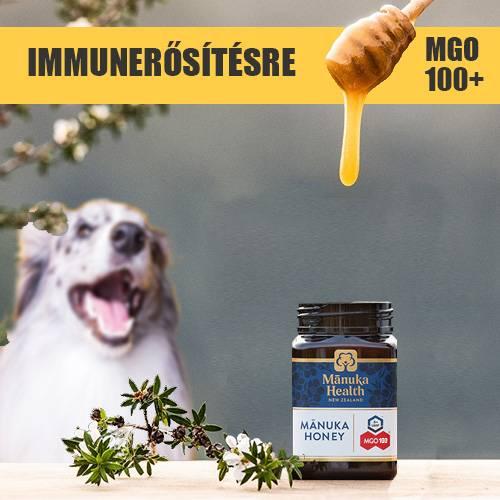 Manuka méz – 50 ml 100+ MGO – kutyáknak, cicáknak