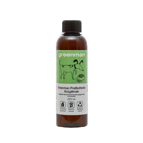 Greeman természetes, élőflórás folyékony probiotikum kutyáknak 250 ml