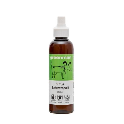 Greenman probiotikumos szőr- és bőrápoló spray kutyáknak 250 ml