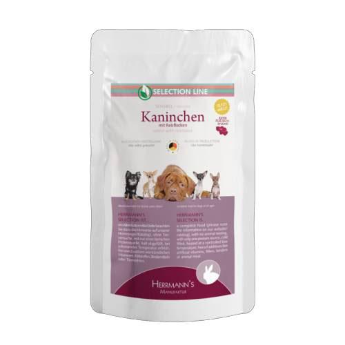 Nyúlhús menü kutyáknak – bio sárgarépa, bio alma 150 gr