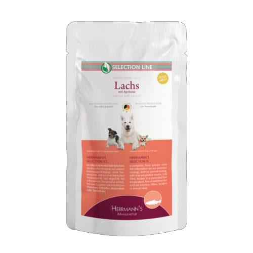 Lazac menü kutyáknak – bio sárgabarack, bio chia mag 150 gr
