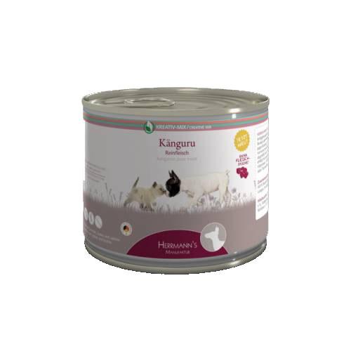 100% kenguruhús monoprotein kizárásos diétához kutyáknak és macskáknak 200gr