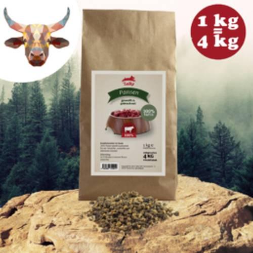 100% szárított marhapacal 200gr./1kg, Leiky